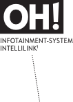 Infotainment-System Intellilink